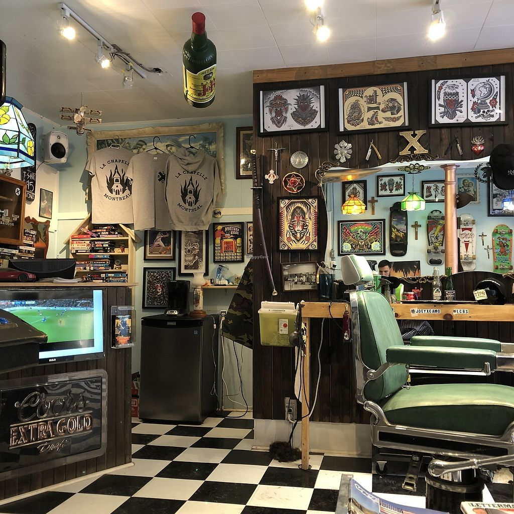 "Photo of La Chapelle Barbershop  by <a href=""/members/profile/mcsnv"">mcsnv</a> <br/>La Chapelle <br/> January 16, 2018  - <a href='/contact/abuse/image/79131/347104'>Report</a>"