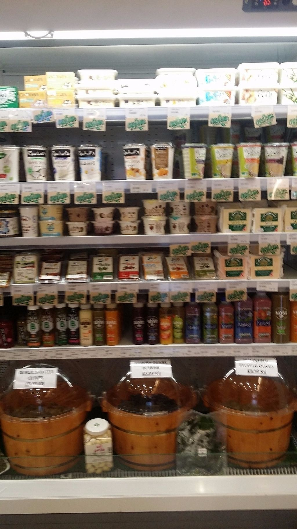 """Photo of CLOSED: Fruit Garden  by <a href=""""/members/profile/roguesby"""">roguesby</a> <br/>Vegan yogurts, drinks, tofus, etc! <br/> August 26, 2016  - <a href='/contact/abuse/image/79138/171526'>Report</a>"""