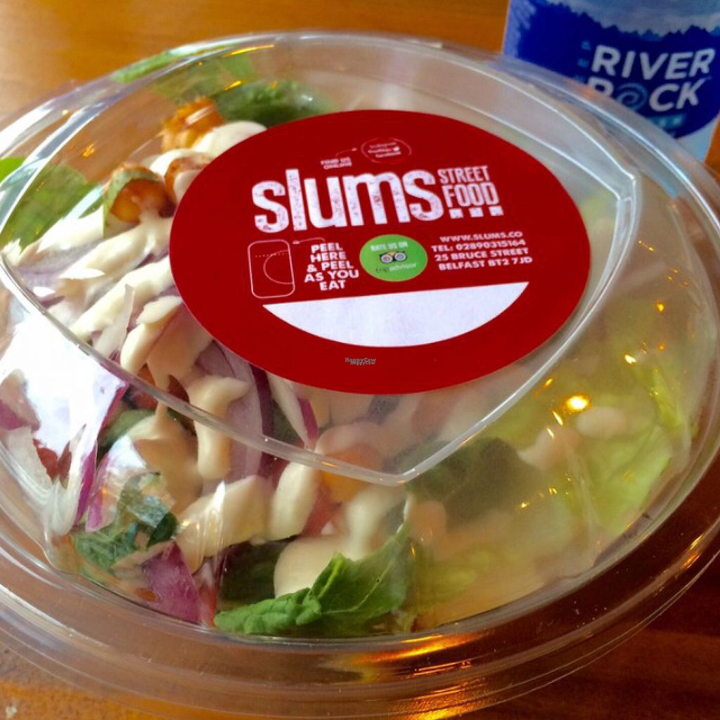 "Photo of CLOSED: Slums - Castlecourt  by <a href=""/members/profile/CiaraSlevin"">CiaraSlevin</a> <br/>Vegetarian rice & salad bowl  <br/> August 23, 2016  - <a href='/contact/abuse/image/79145/171100'>Report</a>"
