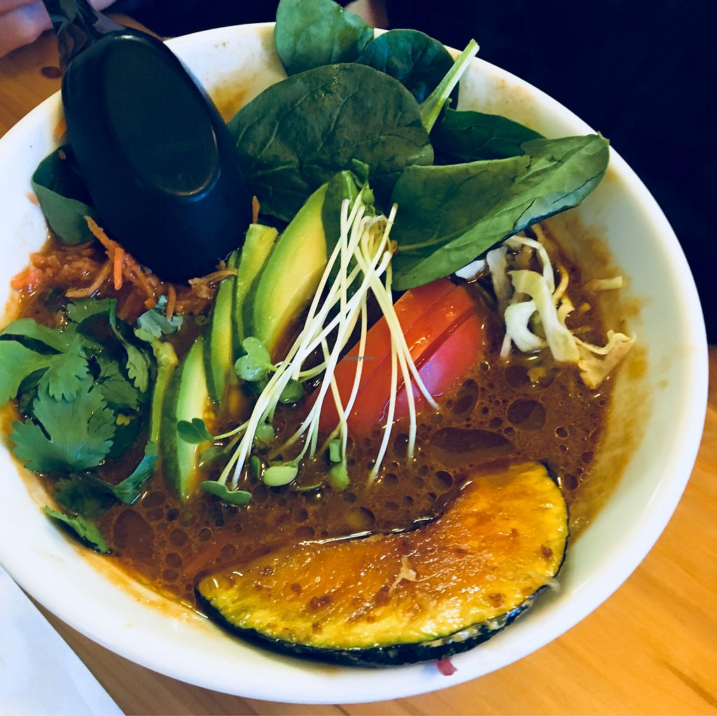"""Photo of It's Time Noodle House  by <a href=""""/members/profile/Clean%26Green"""">Clean&Green</a> <br/>Willits Miso Ramen <br/> April 18, 2018  - <a href='/contact/abuse/image/79153/387478'>Report</a>"""