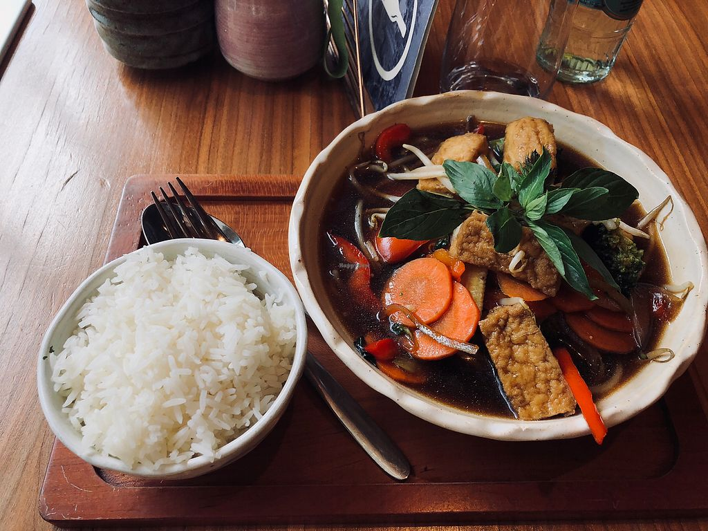 "Photo of Vi Pho  by <a href=""/members/profile/nini52"">nini52</a> <br/>Fried silk tofu with vegetables  <br/> April 8, 2018  - <a href='/contact/abuse/image/79238/382510'>Report</a>"