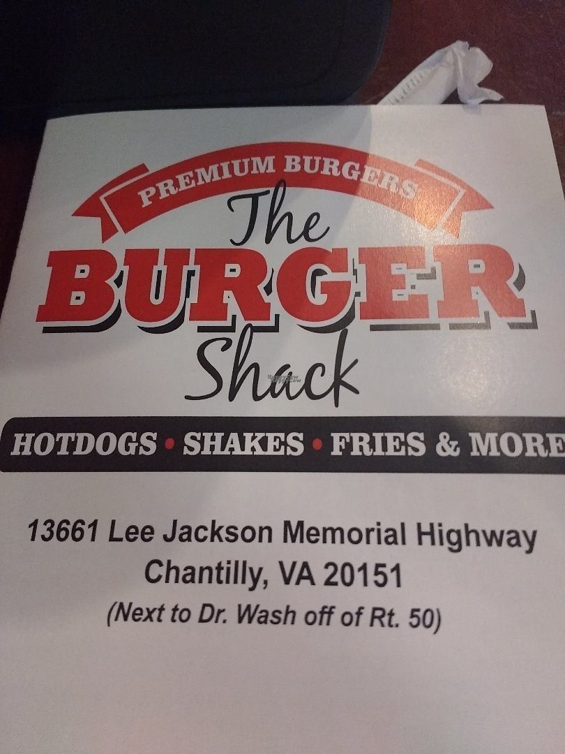 """Photo of The Burger Shack  by <a href=""""/members/profile/ladiidie"""">ladiidie</a> <br/>Menu <br/> August 26, 2016  - <a href='/contact/abuse/image/79262/171631'>Report</a>"""