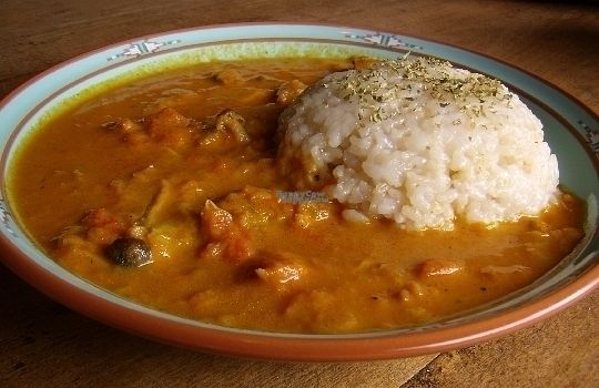 """Photo of Rimsbar   by <a href=""""/members/profile/Kei-mei"""">Kei-mei</a> <br/>Original coconut rice curry  <br/> September 15, 2016  - <a href='/contact/abuse/image/79280/175803'>Report</a>"""