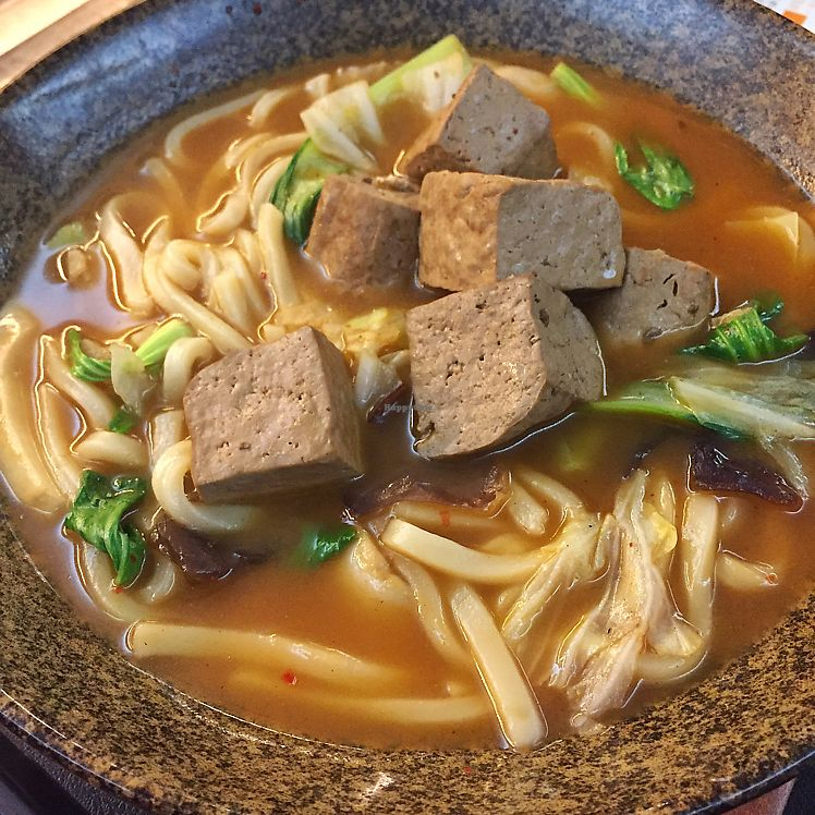 "Photo of Vita Bella - Lu Miao  by <a href=""/members/profile/HaileyPoLa"">HaileyPoLa</a> <br/>Spicy udon with stinky tofu  <br/> June 15, 2017  - <a href='/contact/abuse/image/79281/269435'>Report</a>"