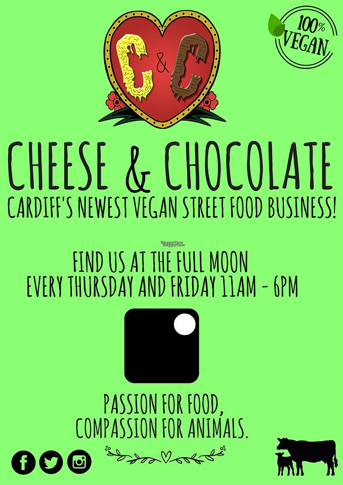 """Photo of CLOSED: Cheese & Chocolate  by <a href=""""/members/profile/charclothier"""">charclothier</a> <br/>Cheese and Chocolate, Every thursday and friday at the Full Moon Place! 11am-6pm <br/> September 8, 2016  - <a href='/contact/abuse/image/79283/174443'>Report</a>"""