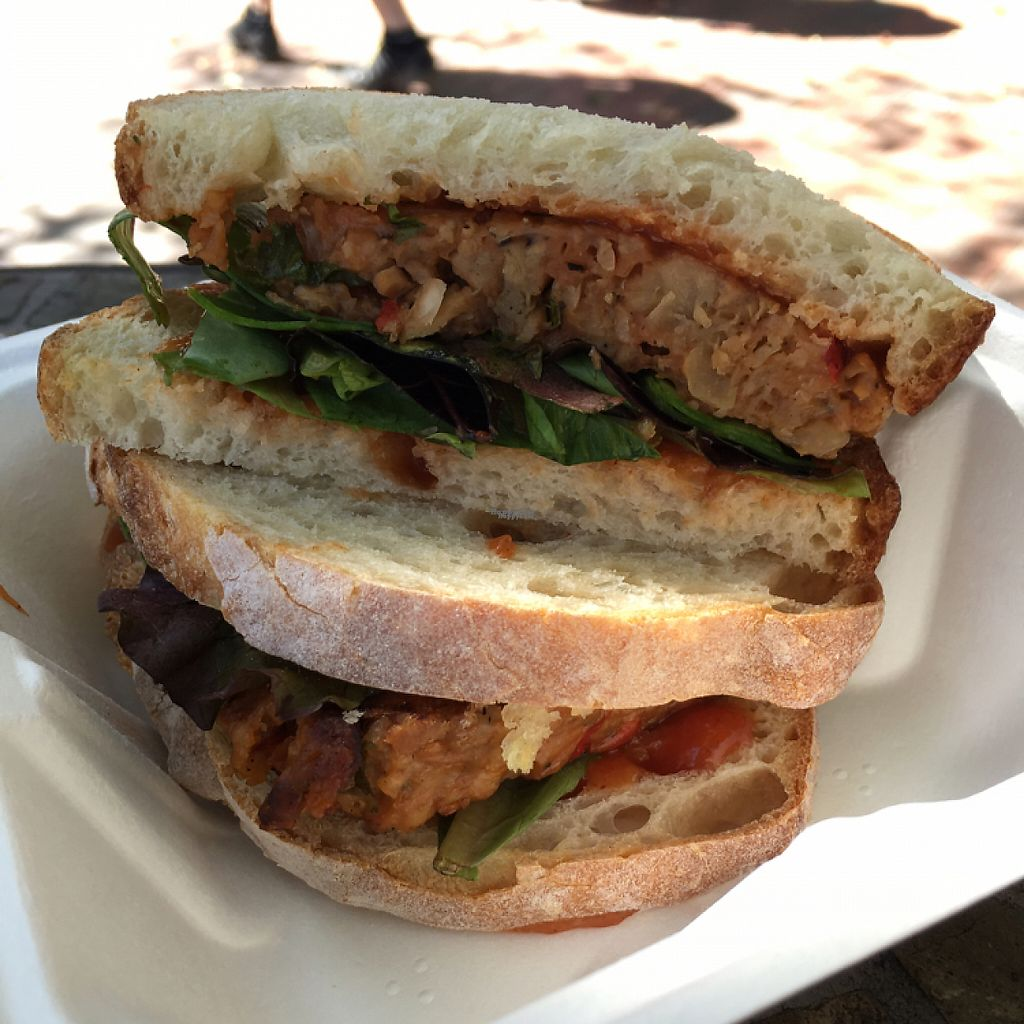 "Photo of Cafe Creme  by <a href=""/members/profile/AimeeS"">AimeeS</a> <br/>Vegan ""meatloaf"" sandwich <br/> November 28, 2016  - <a href='/contact/abuse/image/79297/195278'>Report</a>"