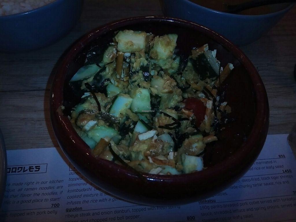 "Photo of Marukoshi  by <a href=""/members/profile/MashaShmidov"">MashaShmidov</a> <br/>cocumber sesame salad  <br/> June 15, 2017  - <a href='/contact/abuse/image/79301/269512'>Report</a>"