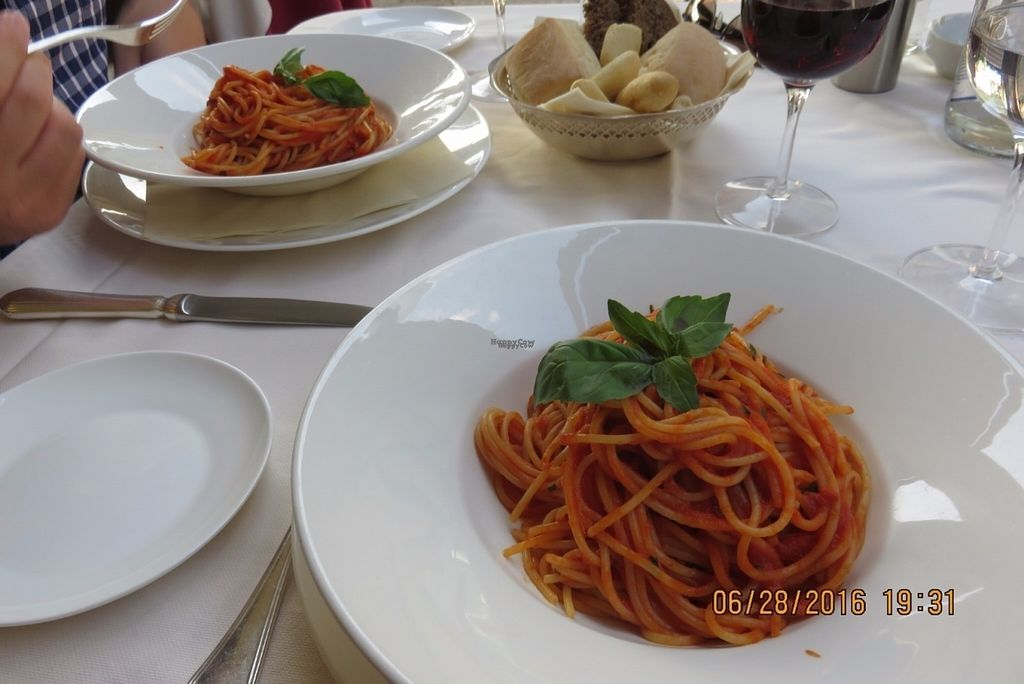 """Photo of Ristorante Imbarcadero  by <a href=""""/members/profile/tracyrocks"""">tracyrocks</a> <br/>pasta <br/> August 29, 2016  - <a href='/contact/abuse/image/79350/172063'>Report</a>"""