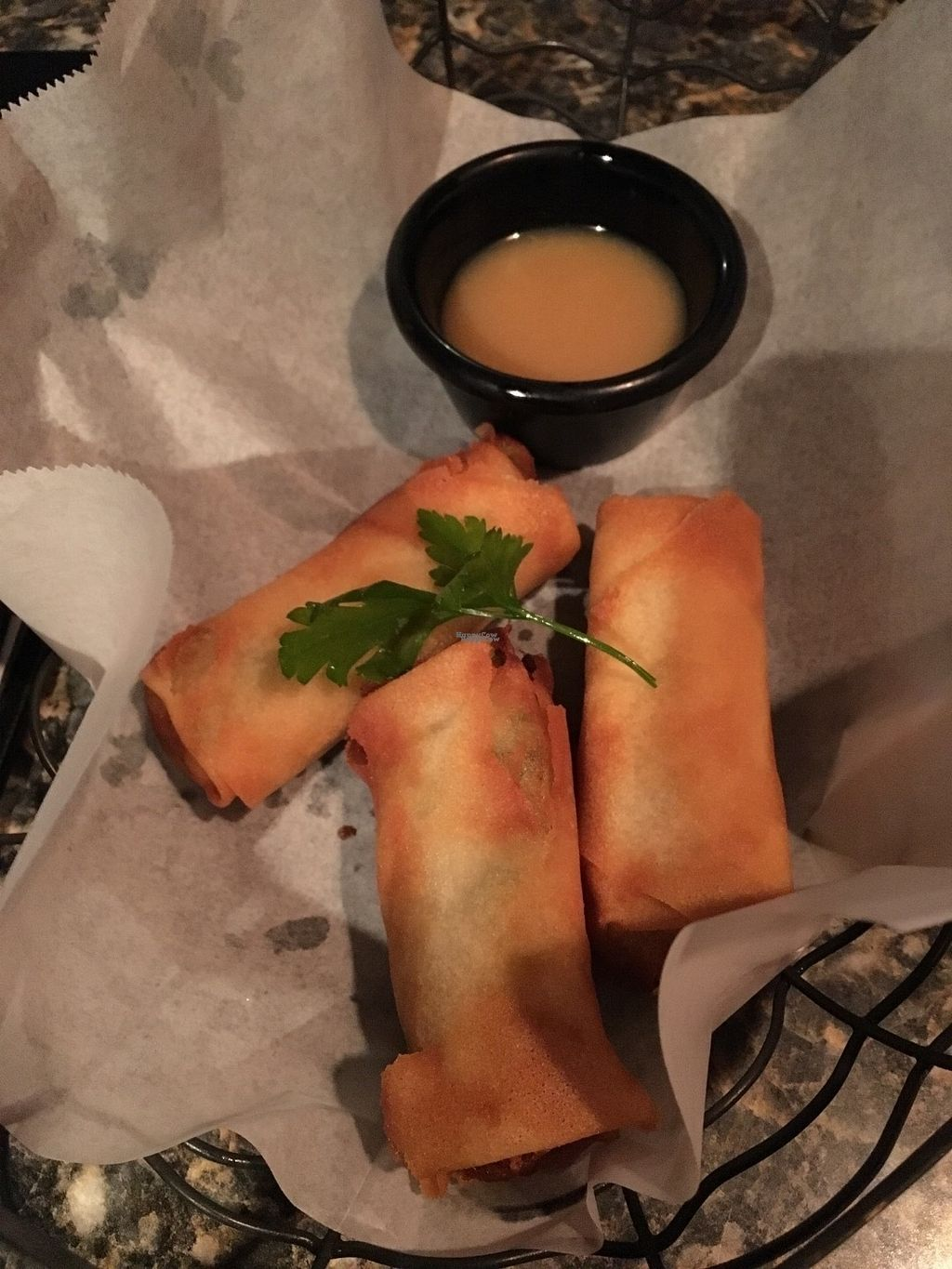 "Photo of Sushi 101 Bar & Grill  by <a href=""/members/profile/Tigra220"">Tigra220</a> <br/>Spring Rolls <br/> August 30, 2016  - <a href='/contact/abuse/image/79358/172314'>Report</a>"