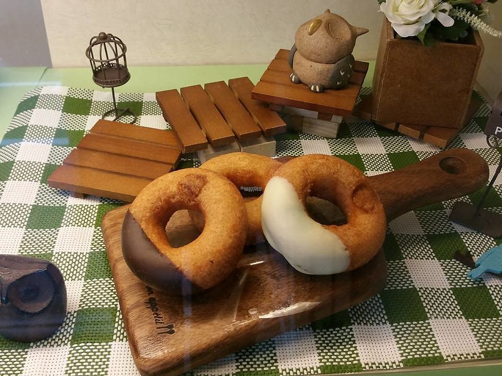 """Photo of Hara Donuts  by <a href=""""/members/profile/community"""">community</a> <br/>Donuts <br/> March 10, 2017  - <a href='/contact/abuse/image/79376/234743'>Report</a>"""