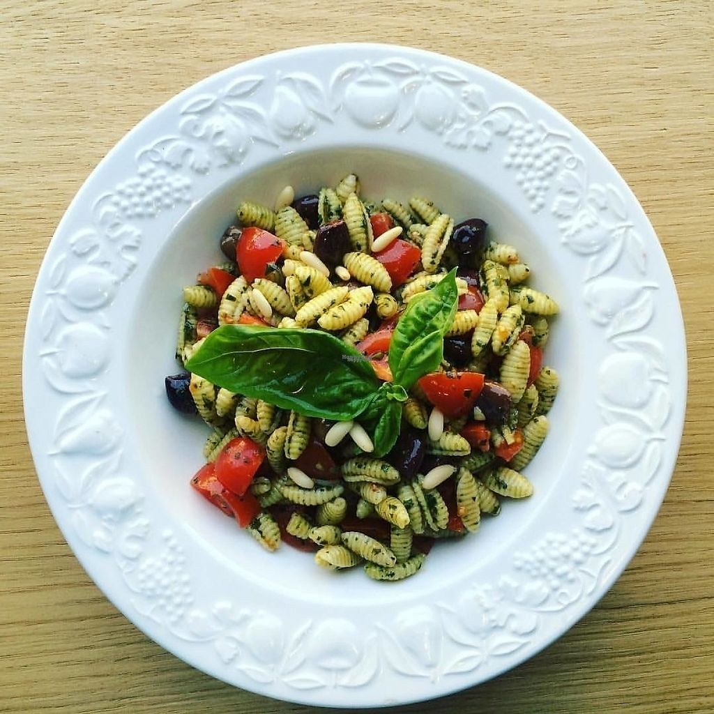 "Photo of In Pasta  by <a href=""/members/profile/Valentina21"">Valentina21</a> <br/>Pasta salad <br/> September 2, 2016  - <a href='/contact/abuse/image/79384/210550'>Report</a>"