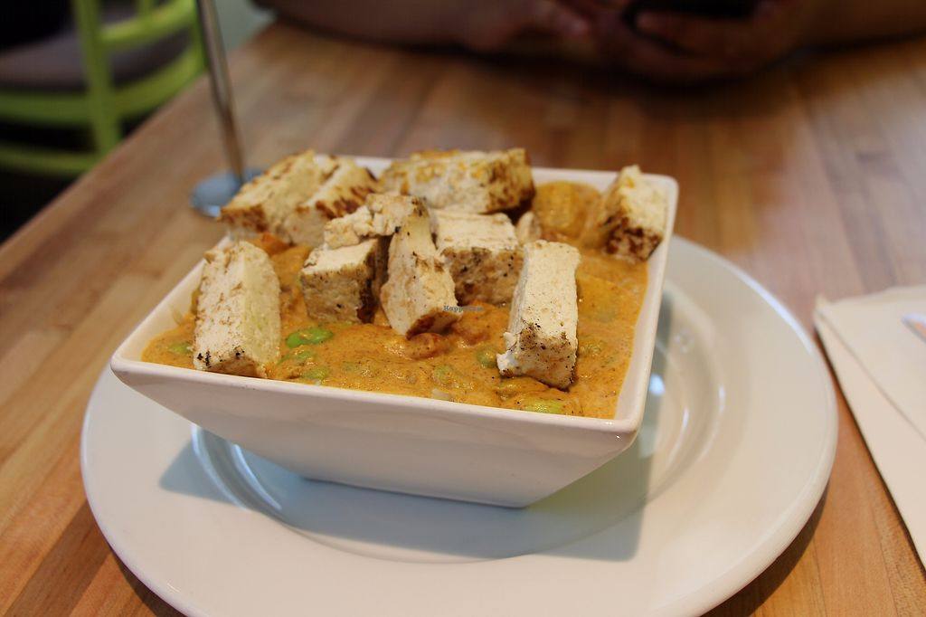 """Photo of Pulp Lifestyle Kitchen  by <a href=""""/members/profile/Drhannahj"""">Drhannahj</a> <br/>Chika bowl with tofu <br/> August 6, 2017  - <a href='/contact/abuse/image/79389/289735'>Report</a>"""