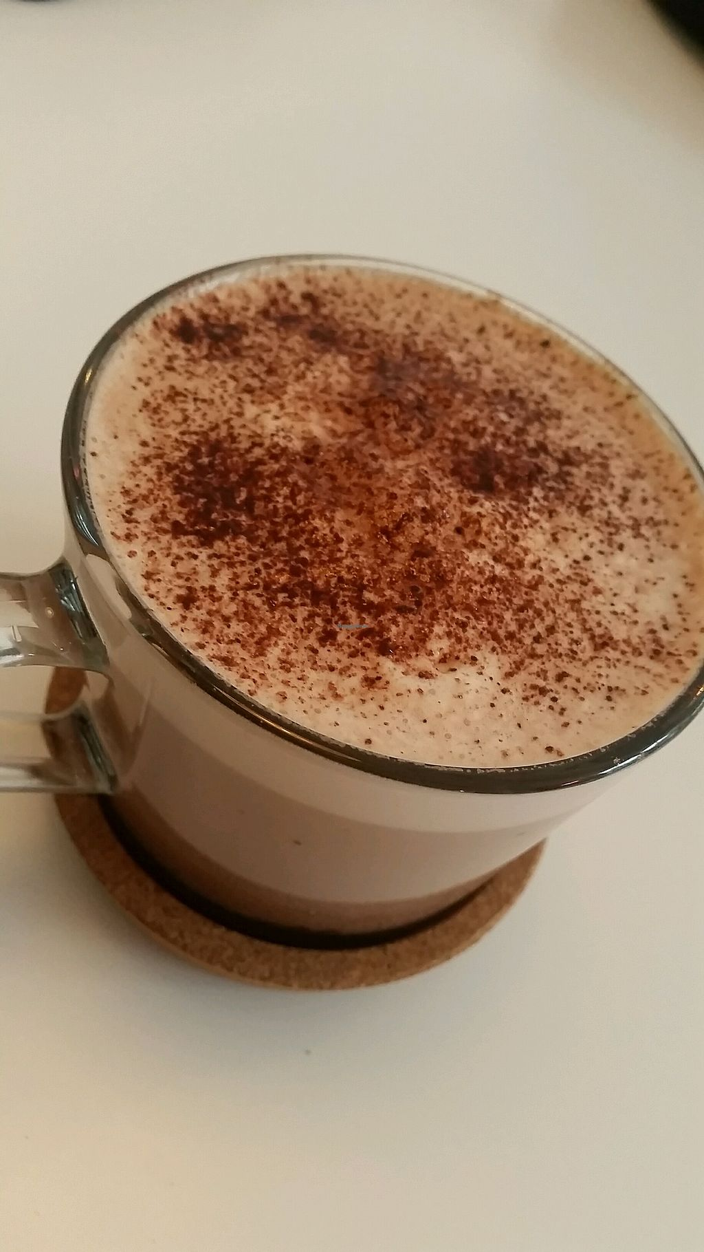 "Photo of Blanche Bakery  by <a href=""/members/profile/konlish"">konlish</a> <br/>hot chocolate <br/> December 18, 2017  - <a href='/contact/abuse/image/79393/336813'>Report</a>"