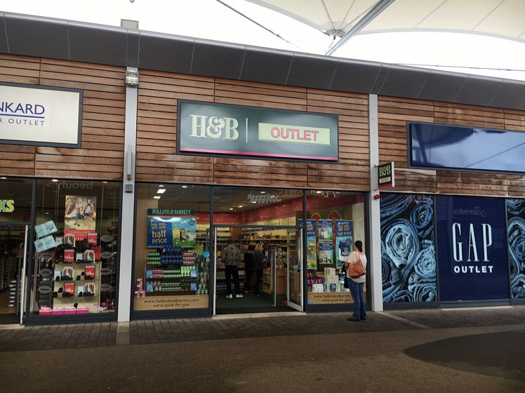 """Photo of Holland and Barrett - Dalton Park  by <a href=""""/members/profile/hack_man"""">hack_man</a> <br/>outside  <br/> August 30, 2016  - <a href='/contact/abuse/image/79414/172461'>Report</a>"""
