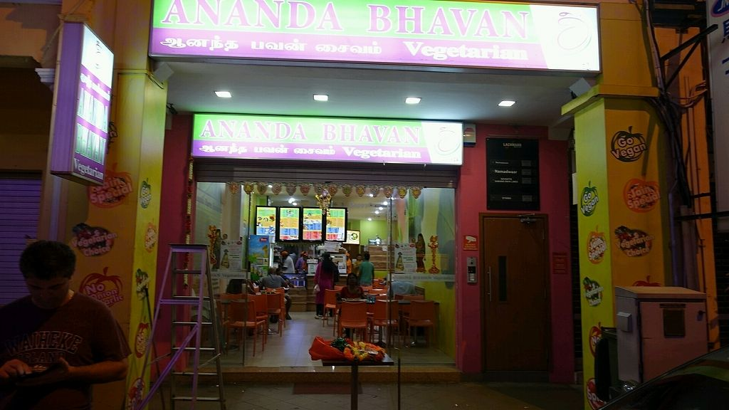 """Photo of Ananda Bhavan - Serangoon Rd  by <a href=""""/members/profile/JimmySeah"""">JimmySeah</a> <br/>shop front <br/> October 11, 2017  - <a href='/contact/abuse/image/79427/314253'>Report</a>"""