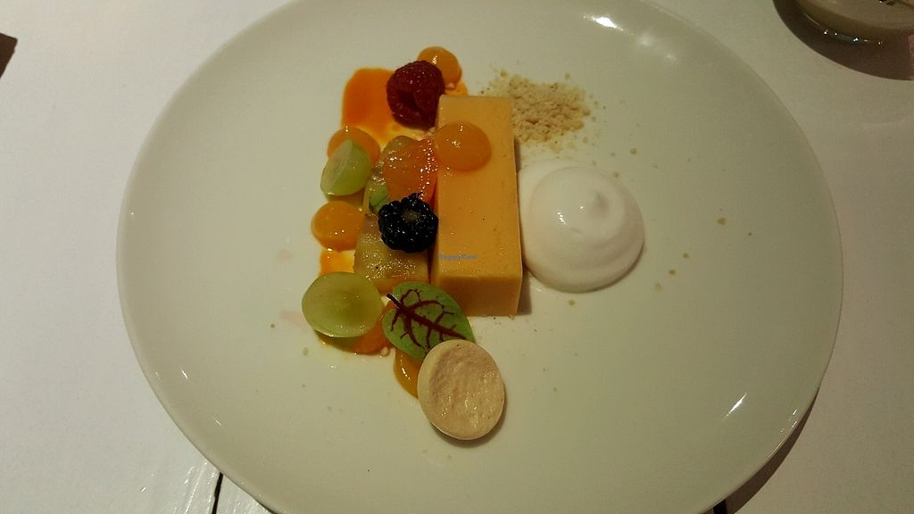 "Photo of Bij Albrecht  by <a href=""/members/profile/MarjoleinIrene"">MarjoleinIrene</a> <br/>A dish at the restaurant <br/> January 20, 2018  - <a href='/contact/abuse/image/79441/349008'>Report</a>"