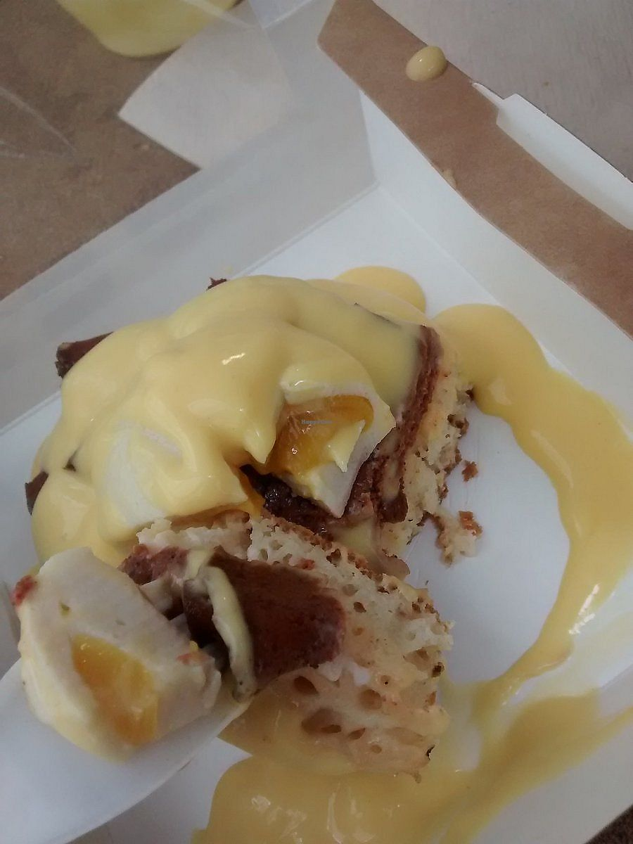 """Photo of Sgaia's Vegan Mheat  by <a href=""""/members/profile/TrixieFirecracker"""">TrixieFirecracker</a> <br/>eggs benedict <br/> July 23, 2017  - <a href='/contact/abuse/image/79454/283871'>Report</a>"""