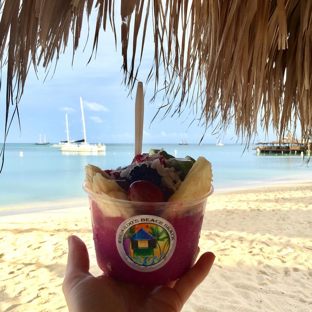 "Photo of Eduardo's Beach Shack  by <a href=""/members/profile/Eefie"">Eefie</a> <br/>Raw Pitaya Bowl <br/> October 4, 2017  - <a href='/contact/abuse/image/79459/311831'>Report</a>"