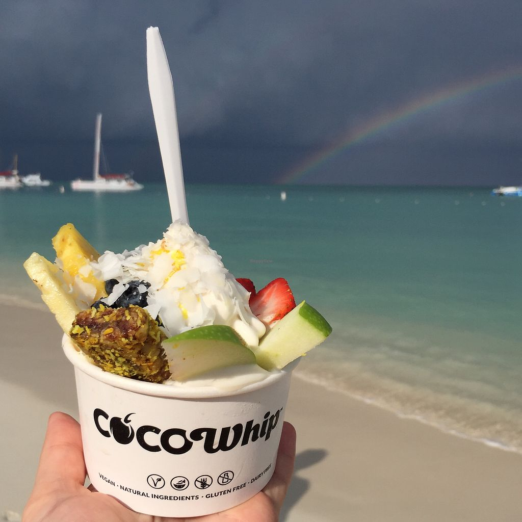 "Photo of Eduardo's Beach Shack  by <a href=""/members/profile/Eefie"">Eefie</a> <br/>Coco Whip for breakfast!! <br/> October 7, 2017  - <a href='/contact/abuse/image/79459/312524'>Report</a>"