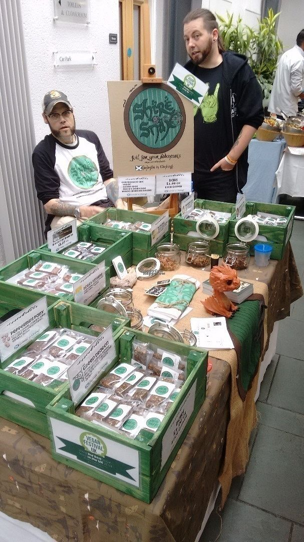 """Photo of CLOSED: Shire Snax  by <a href=""""/members/profile/craigmc"""">craigmc</a> <br/>At edinburgh vegfest, be carful the force is strong in the shire <br/> August 31, 2016  - <a href='/contact/abuse/image/79462/172588'>Report</a>"""