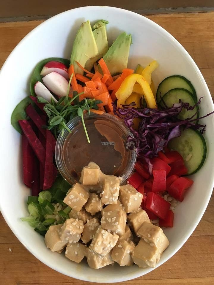 "Photo of Espace Vita  by <a href=""/members/profile/EspaceVita"">EspaceVita</a> <br/>Buddha bowl  <br/> August 31, 2016  - <a href='/contact/abuse/image/79464/172687'>Report</a>"