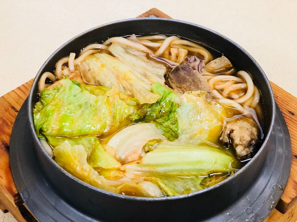 """Photo of Green Lane Vegetarian Food  by <a href=""""/members/profile/CherylQuincy"""">CherylQuincy</a> <br/>Braised noodles <br/> February 9, 2018  - <a href='/contact/abuse/image/79480/356896'>Report</a>"""
