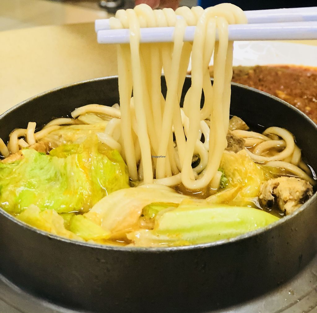 """Photo of Green Lane Vegetarian Food  by <a href=""""/members/profile/CherylQuincy"""">CherylQuincy</a> <br/>Braised noodles <br/> February 9, 2018  - <a href='/contact/abuse/image/79480/356904'>Report</a>"""