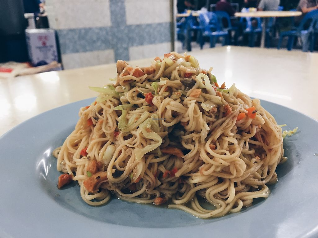 """Photo of Green Lane Vegetarian Food  by <a href=""""/members/profile/consciouscookieee"""">consciouscookieee</a> <br/>HK Noodles <br/> March 21, 2018  - <a href='/contact/abuse/image/79480/373618'>Report</a>"""