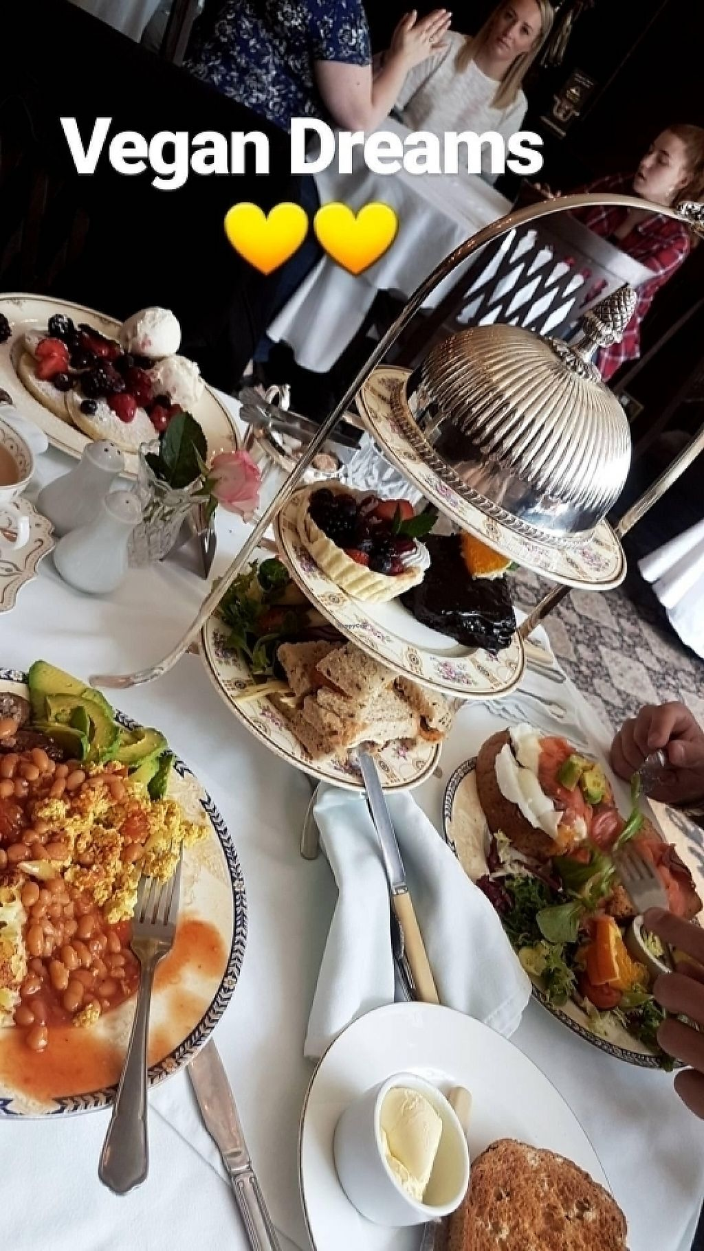 "Photo of The Westminster Tea Rooms   by <a href=""/members/profile/RaynerJordan"">RaynerJordan</a> <br/>What Vegan dreams are made of ? <br/> June 5, 2017  - <a href='/contact/abuse/image/79483/265927'>Report</a>"