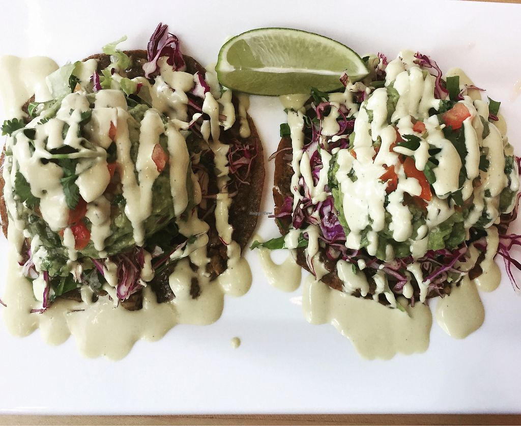 """Photo of Meraki Juice Kitchen   by <a href=""""/members/profile/AnnaZack"""">AnnaZack</a> <br/>Walnut tacos <br/> August 30, 2017  - <a href='/contact/abuse/image/79490/298972'>Report</a>"""