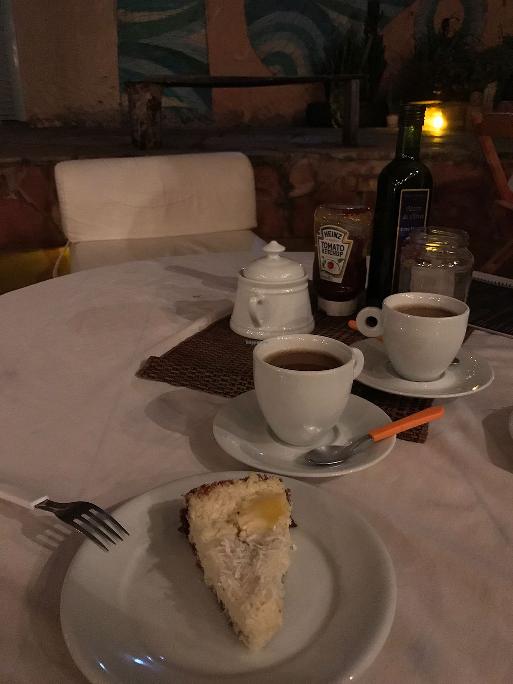 "Photo of Coisas da Drica  by <a href=""/members/profile/monizebn"">monizebn</a> <br/>Raw pie and coffee with rice milk <br/> August 10, 2017  - <a href='/contact/abuse/image/79501/290990'>Report</a>"