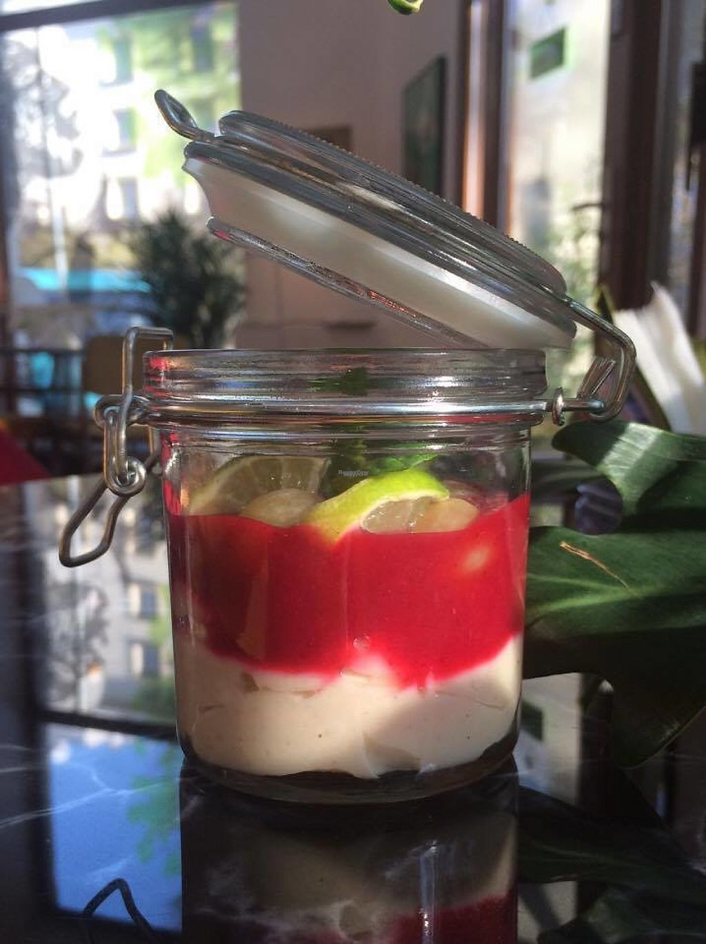 """Photo of CLOSED: Go Healthy  by <a href=""""/members/profile/kacha.garczynska"""">kacha.garczynska</a> <br/>Rice pudding and sauce with forest fruits <br/> November 25, 2016  - <a href='/contact/abuse/image/79506/194406'>Report</a>"""