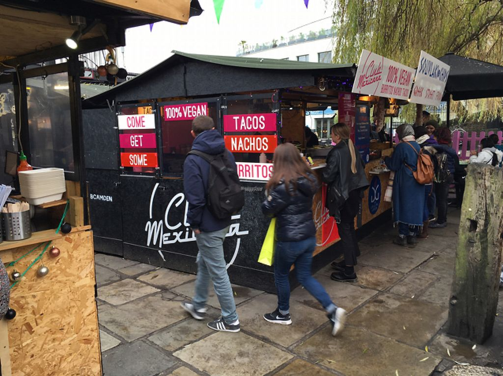 """Photo of Club Mexicana - Camden  by <a href=""""/members/profile/Veg4Jay"""">Veg4Jay</a> <br/>Kiosk Next to the Lock <br/> January 10, 2017  - <a href='/contact/abuse/image/79516/210353'>Report</a>"""