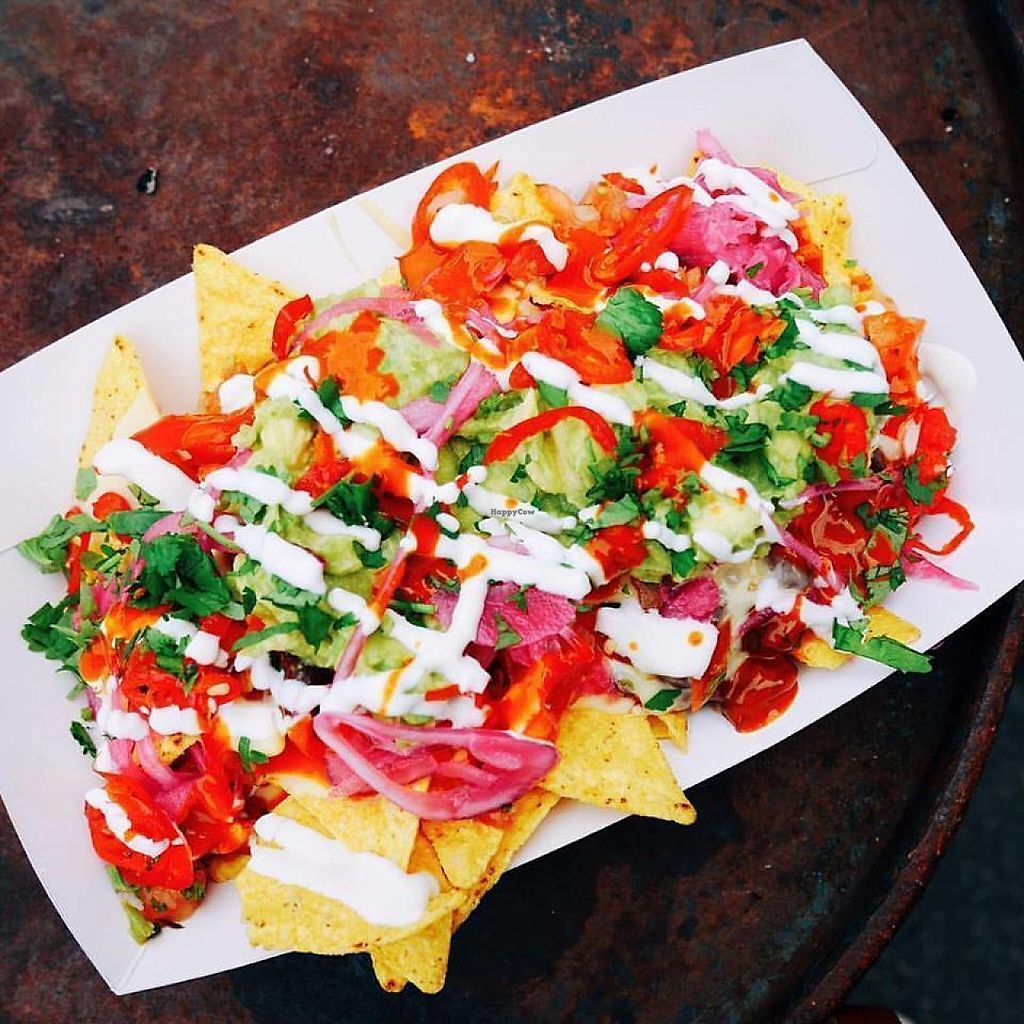 """Photo of Club Mexicana - Camden  by <a href=""""/members/profile/ClubMexicana"""">ClubMexicana</a> <br/>Loaded nachos <br/> June 5, 2017  - <a href='/contact/abuse/image/79516/266082'>Report</a>"""