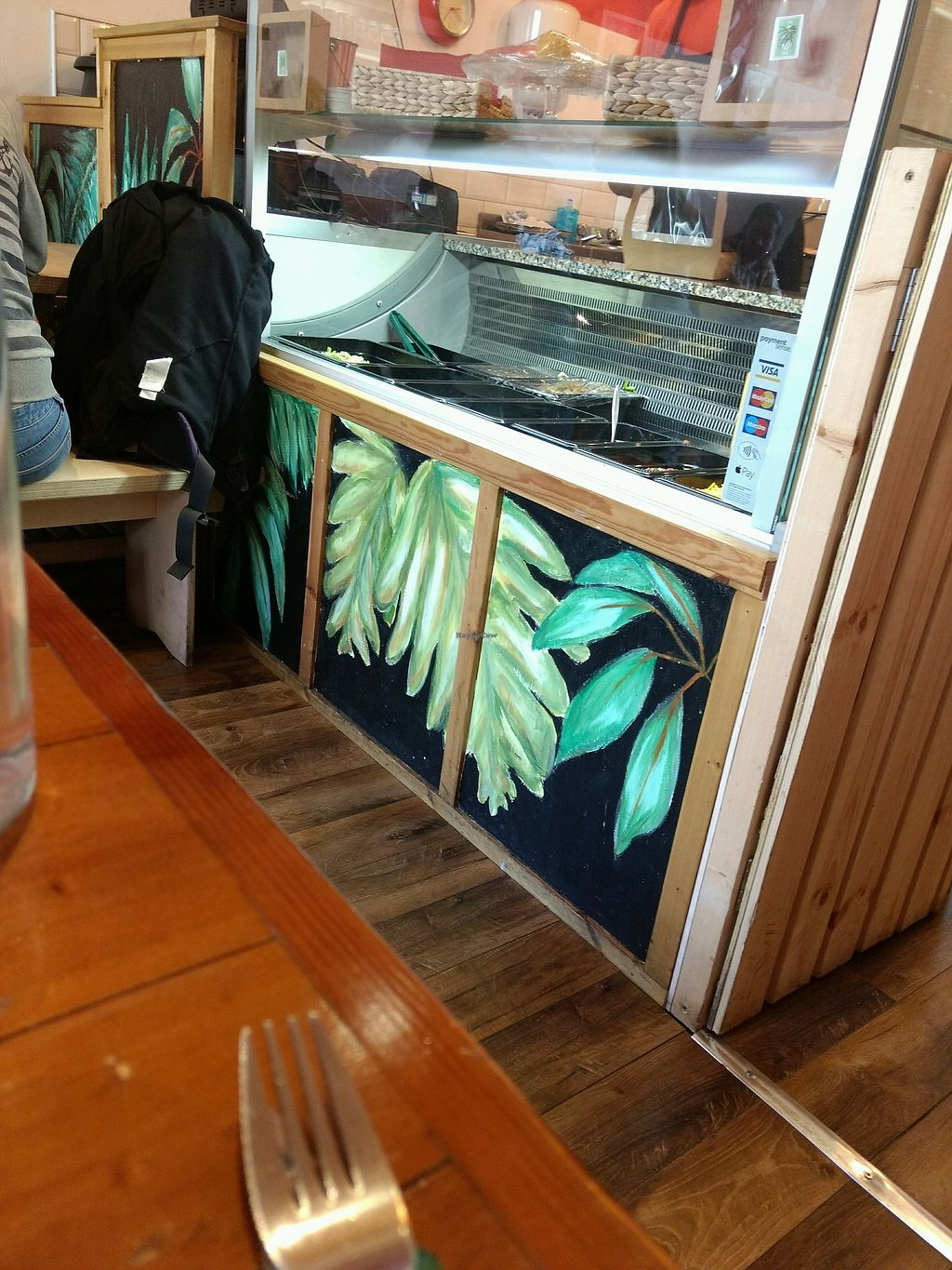 """Photo of The  Pakora Bar  by <a href=""""/members/profile/craigmc"""">craigmc</a> <br/>deli counter <br/> May 16, 2018  - <a href='/contact/abuse/image/79527/400631'>Report</a>"""