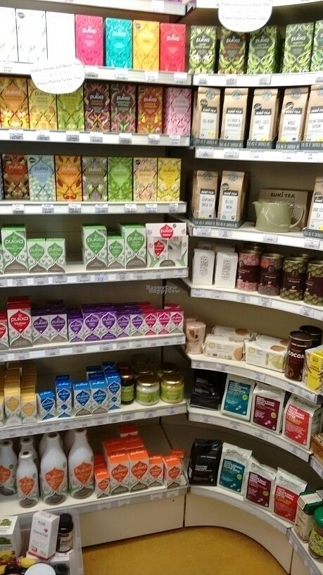 """Photo of Hanover Healthfoods  by <a href=""""/members/profile/craigmc"""">craigmc</a> <br/>herbal teas <br/> October 11, 2016  - <a href='/contact/abuse/image/79529/181374'>Report</a>"""