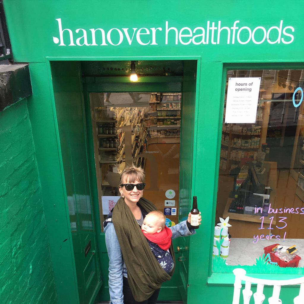 """Photo of Hanover Healthfoods  by <a href=""""/members/profile/FionaMarie"""">FionaMarie</a> <br/>happy! <br/> May 16, 2017  - <a href='/contact/abuse/image/79529/259236'>Report</a>"""