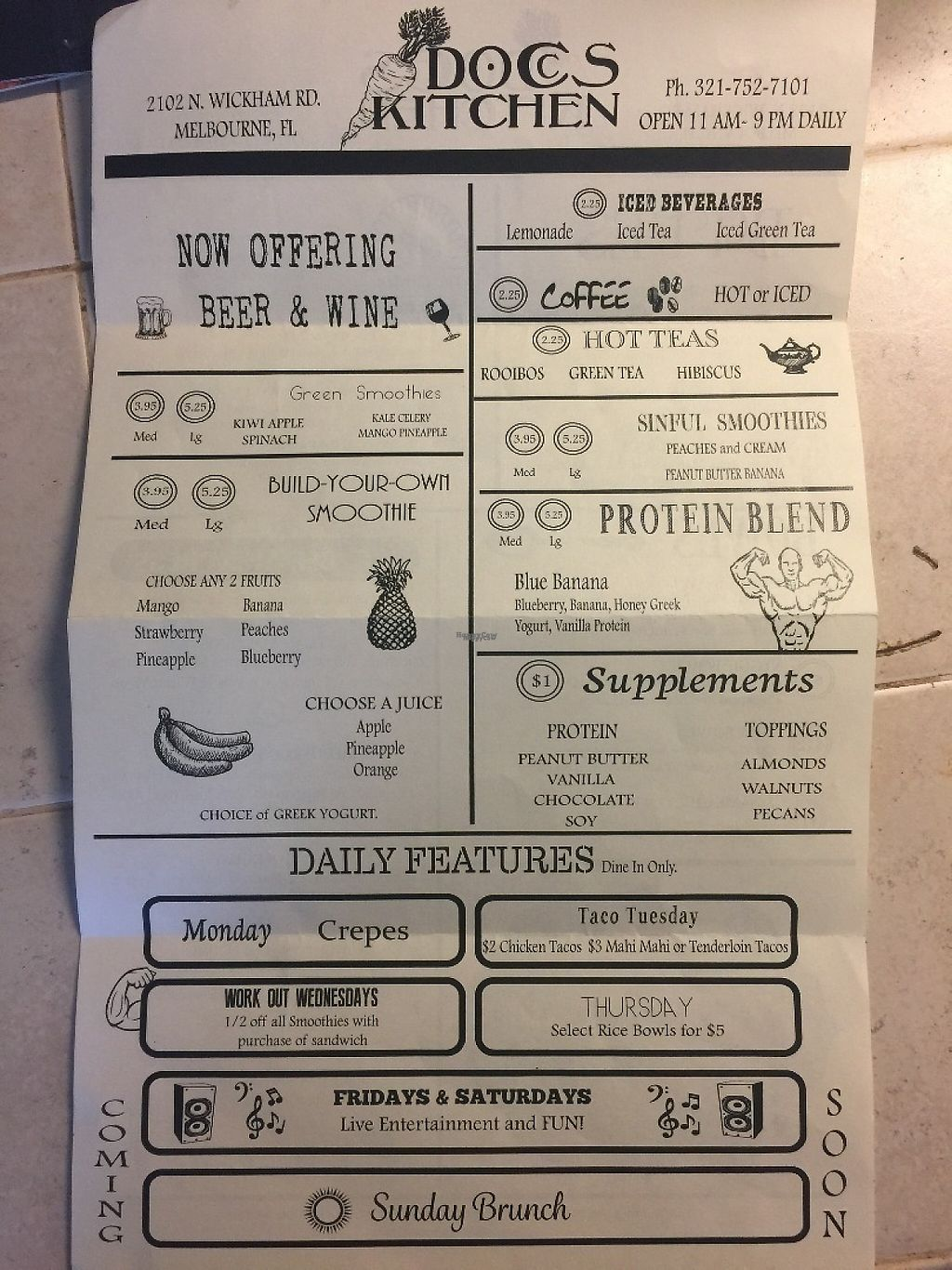 """Photo of DOCCS Kitchen  by <a href=""""/members/profile/KoralSeiberlich"""">KoralSeiberlich</a> <br/>Back menu <br/> November 14, 2016  - <a href='/contact/abuse/image/79577/190128'>Report</a>"""