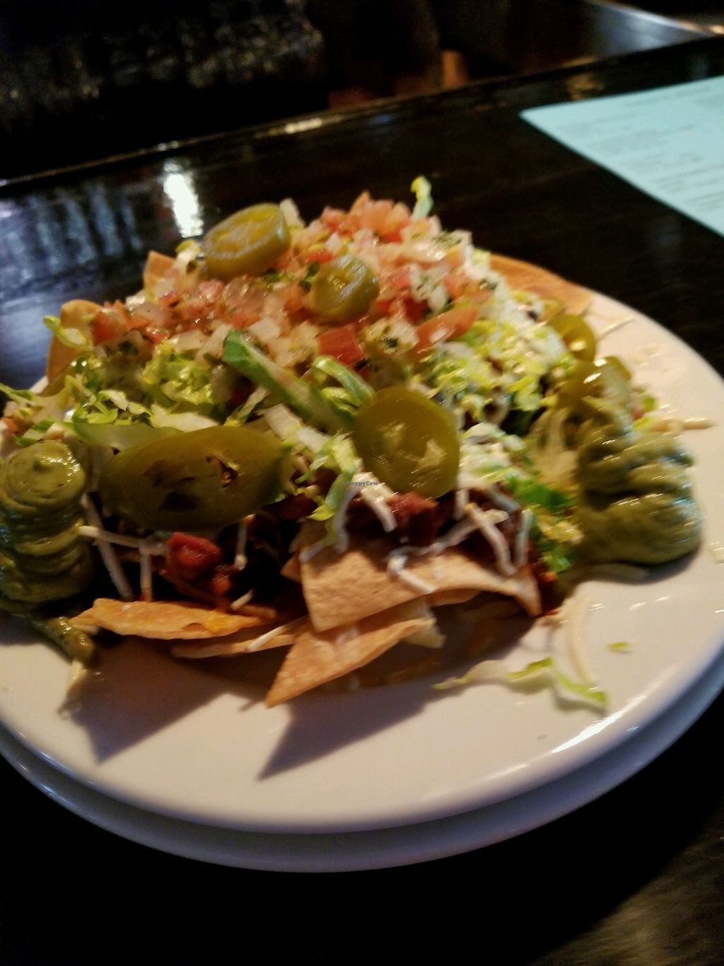 """Photo of Black & Blue  by <a href=""""/members/profile/michele6952"""">michele6952</a> <br/>vegan nachos  <br/> April 15, 2018  - <a href='/contact/abuse/image/79580/386014'>Report</a>"""