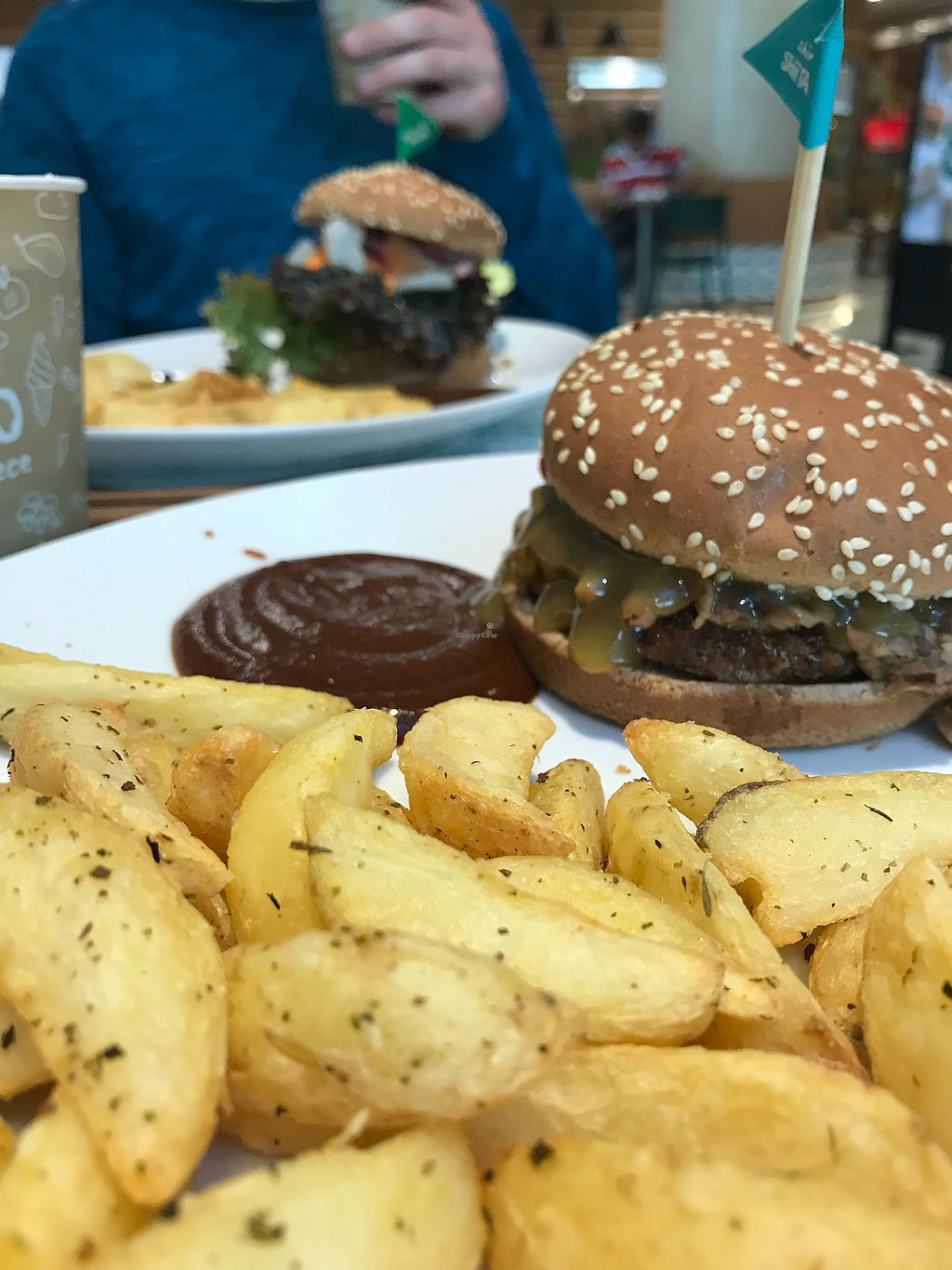 """Photo of Hareburger - Botafogo  by <a href=""""/members/profile/dazedkiwi"""">dazedkiwi</a> <br/>Burgers <br/> October 19, 2017  - <a href='/contact/abuse/image/79582/316610'>Report</a>"""