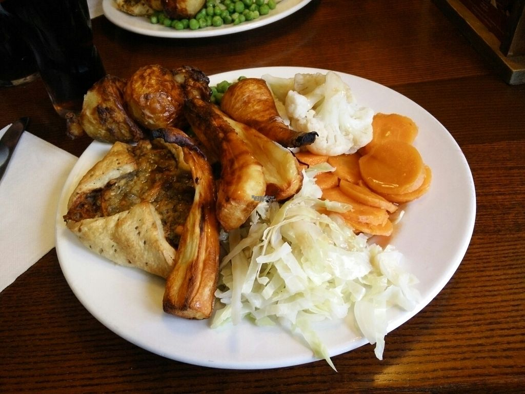 "Photo of Toby Carvery  by <a href=""/members/profile/Meaks"">Meaks</a> <br/>Spiced Carrot and Chickpea Wellington <br/> September 4, 2016  - <a href='/contact/abuse/image/79597/173611'>Report</a>"