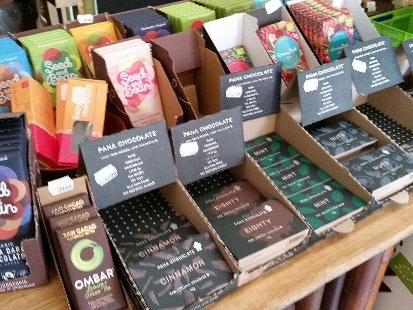"""Photo of Organico  by <a href=""""/members/profile/eric"""">eric</a> <br/>vegan chocolates <br/> September 15, 2016  - <a href='/contact/abuse/image/79604/175766'>Report</a>"""