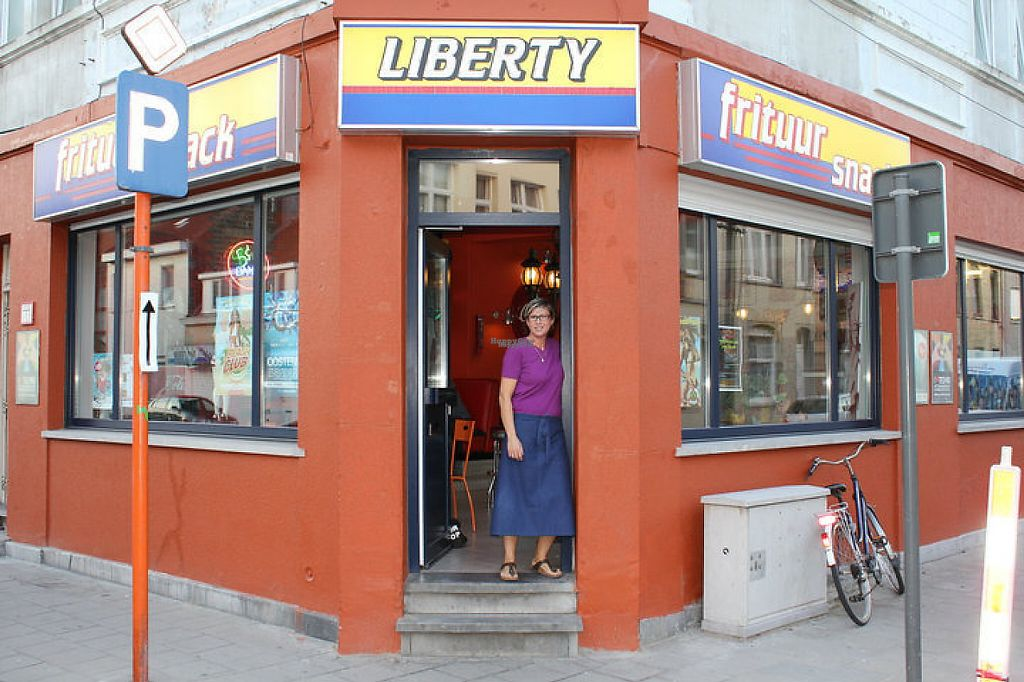 """Photo of Frituur Liberty  by <a href=""""/members/profile/community"""">community</a> <br/>Frituur Liberty <br/> January 31, 2017  - <a href='/contact/abuse/image/79606/219713'>Report</a>"""