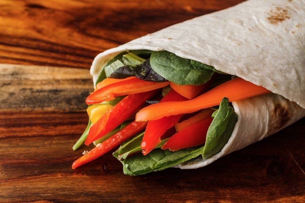 """Photo of Juice Thyme Plus  by <a href=""""/members/profile/community"""">community</a> <br/>veggie wrap  <br/> September 15, 2016  - <a href='/contact/abuse/image/79647/175839'>Report</a>"""