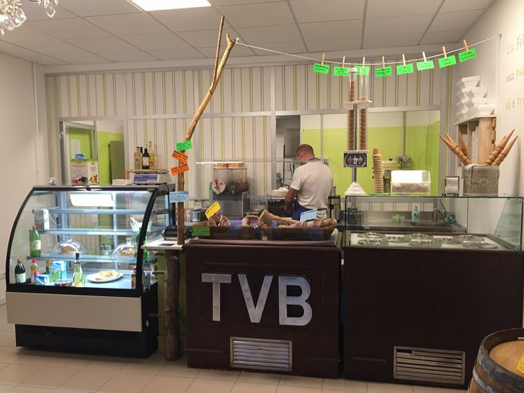 """Photo of TVB  by <a href=""""/members/profile/L_Almo_Clelarco"""">L_Almo_Clelarco</a> <br/>The food counter <br/> September 9, 2016  - <a href='/contact/abuse/image/79651/174683'>Report</a>"""