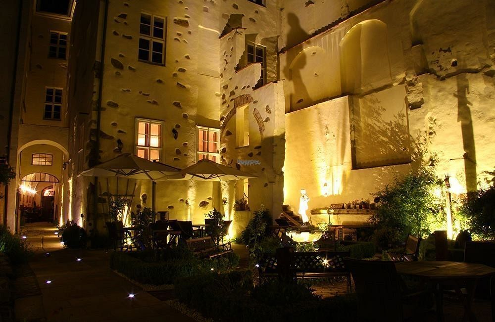 "Photo of KUGEL Cafe Bistro & More  by <a href=""/members/profile/EnricoMerker"">EnricoMerker</a> <br/>hidden garden <br/> September 6, 2016  - <a href='/contact/abuse/image/79660/173993'>Report</a>"