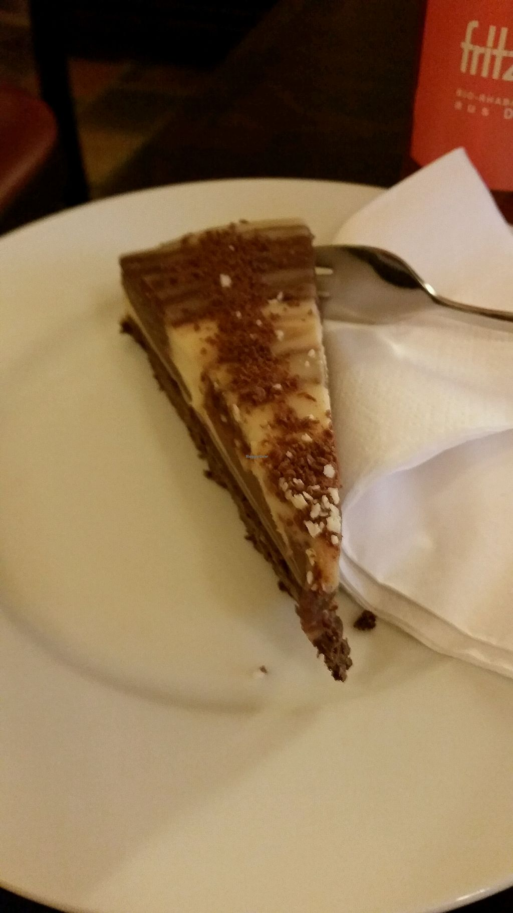 "Photo of KUGEL Cafe Bistro & More  by <a href=""/members/profile/DiscoStu"">DiscoStu</a> <br/>Schoko Brownie Tarte (vegan, glutenfree) <br/> January 31, 2018  - <a href='/contact/abuse/image/79660/353124'>Report</a>"