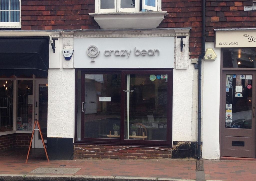 """Photo of Crazy Bean Cafe  by <a href=""""/members/profile/RichMoly"""">RichMoly</a> <br/>Crazy Bean shopfront <br/> September 18, 2016  - <a href='/contact/abuse/image/79668/176569'>Report</a>"""