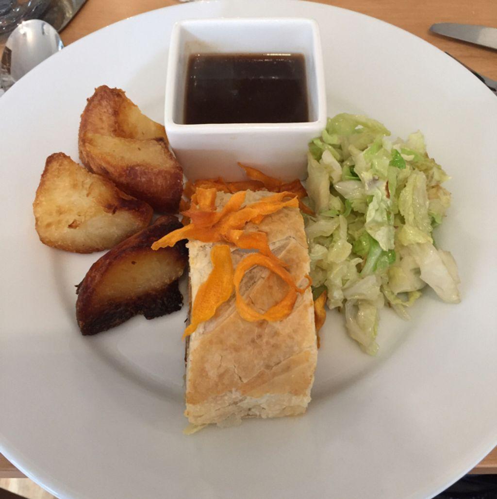 "Photo of Crazy Bean Cafe  by <a href=""/members/profile/Rachiem"">Rachiem</a> <br/>Veggie Wellington <br/> November 6, 2016  - <a href='/contact/abuse/image/79668/186864'>Report</a>"