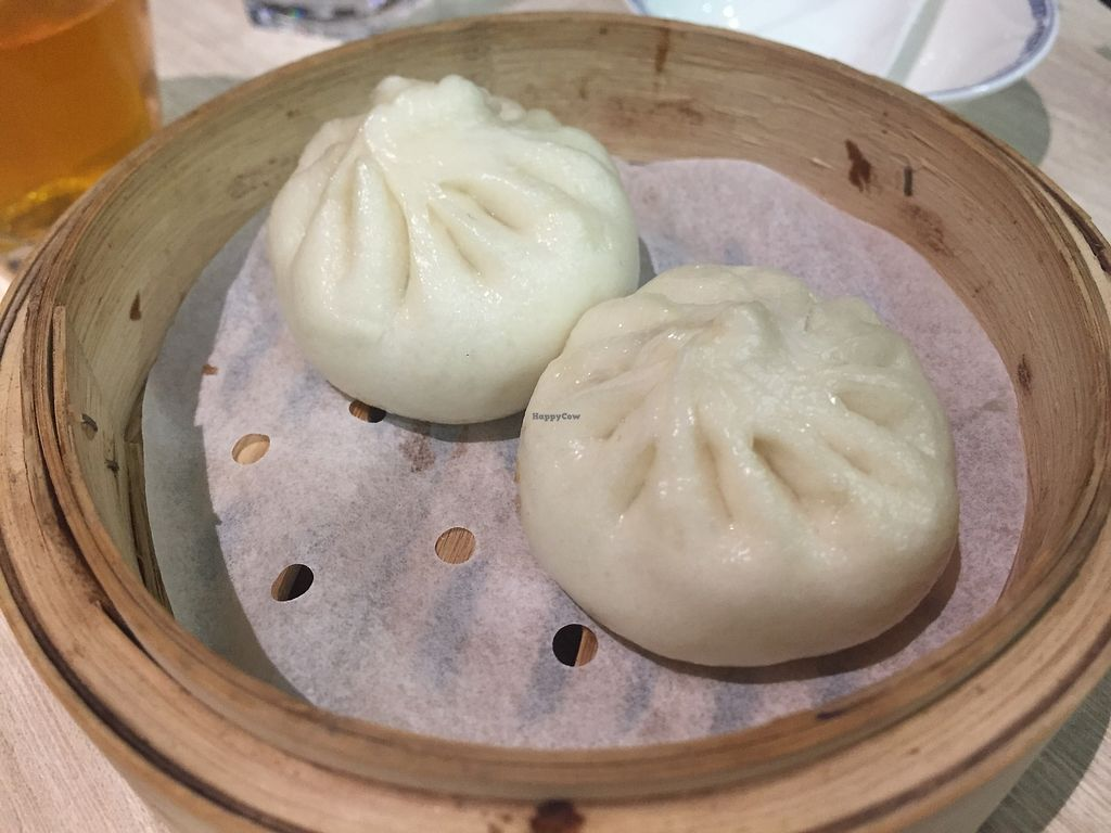 """Photo of The Veggie  by <a href=""""/members/profile/SamanthaIngridHo"""">SamanthaIngridHo</a> <br/>Steamed veg bun <br/> April 13, 2018  - <a href='/contact/abuse/image/79669/385137'>Report</a>"""